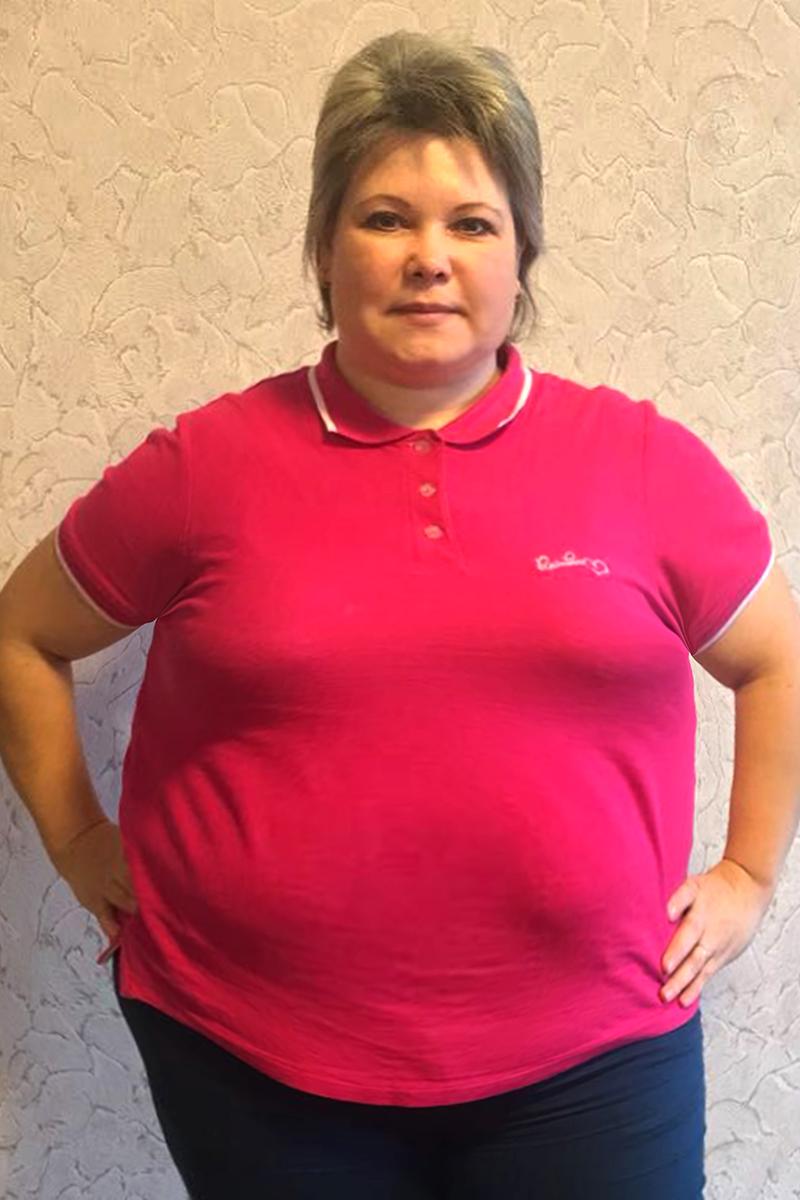 Галкина Ирина до диеты