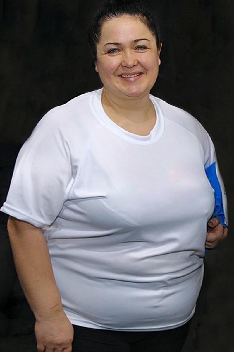 Литвин Ирина до диеты