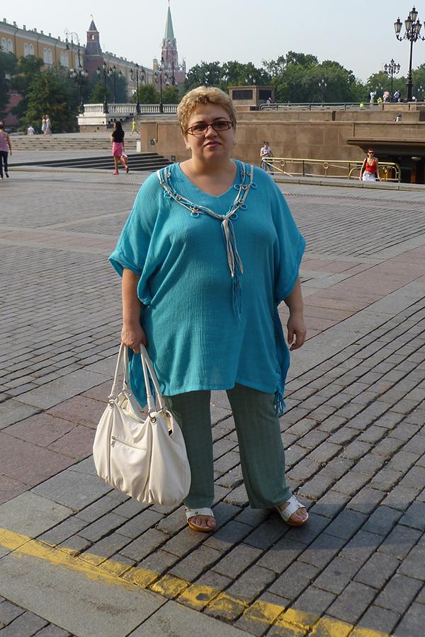 Елена Абахова до диеты