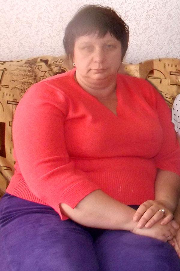 Елена Глебова до диеты