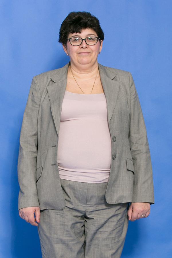 Наталья Хабарова до диеты