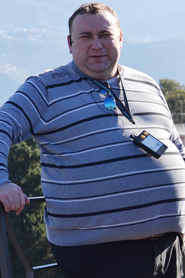 Евгений Матюшкин до диеты