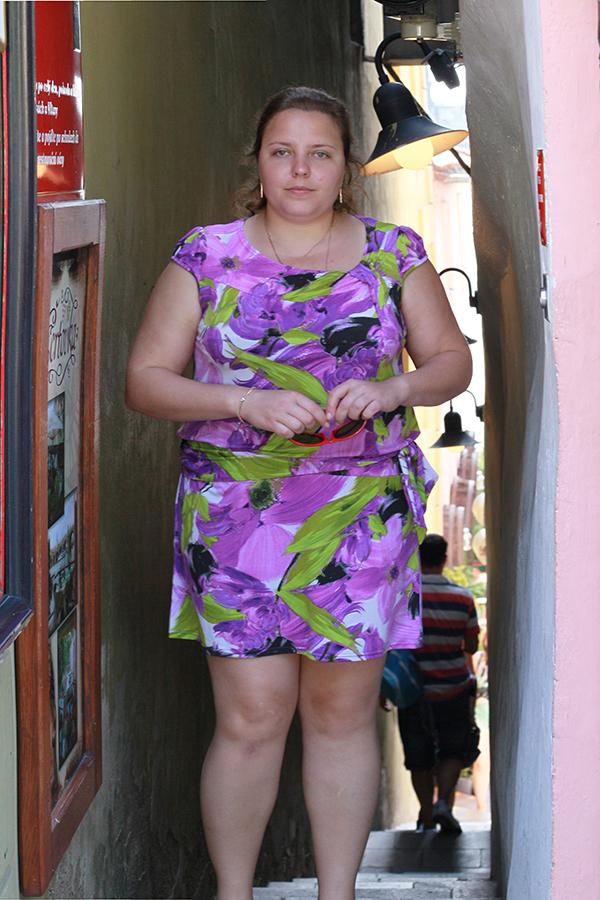 Елена Пономарева до диеты