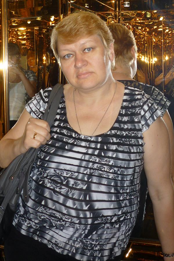 Елена Себко до диеты