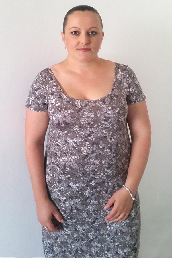Ирина Шур до диеты