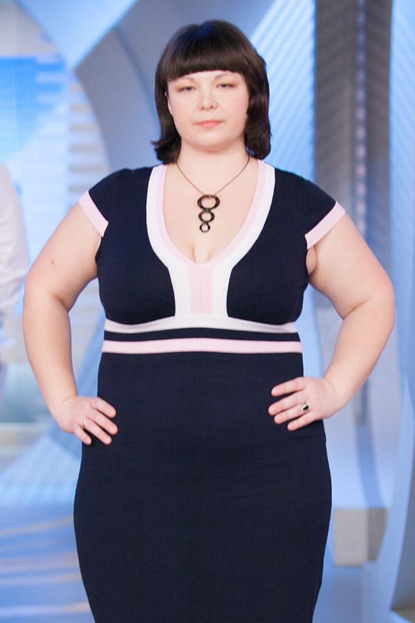 Алена Таран до диеты
