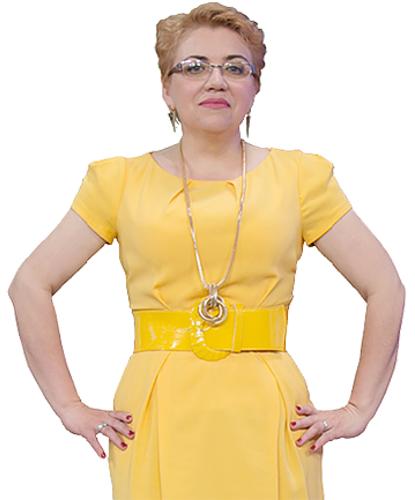Елена Абахова до диеты после диеты