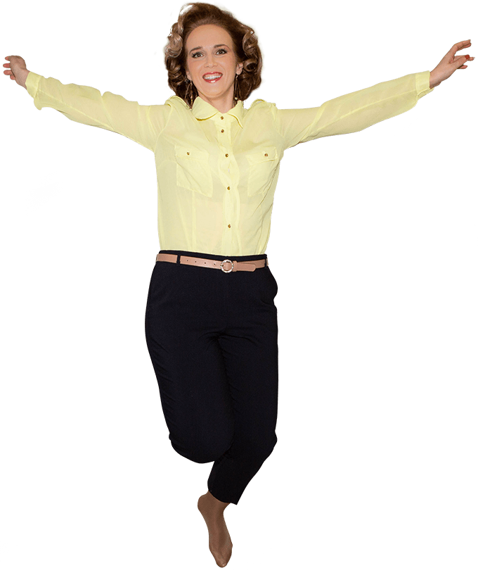Юлия Безручко после диеты