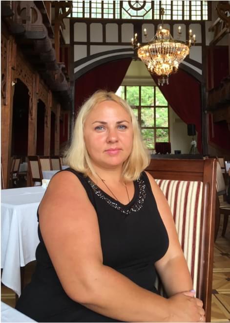 Ирина Свидченко до диеты