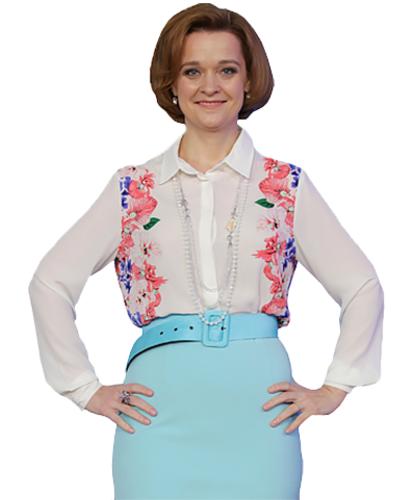 Елена Белобородова до диеты после диеты