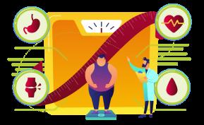 Covid 19, ожирение и диабет