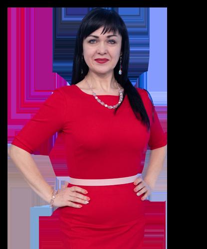 Литвин Ирина до диеты после диеты