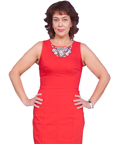 Наталья Персианова до диеты после диеты