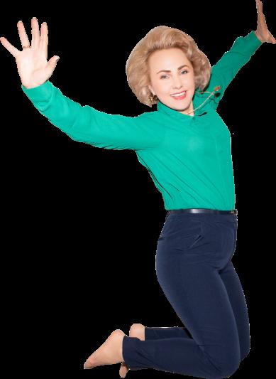 Ирина Свидченко после диеты